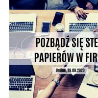 Konferencja Workflow & Documents Managemens Trends tym razem online