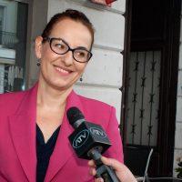 Mecenas Małgorzata Lewandowska (fot. Rafał Korzeniewski)