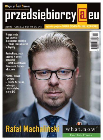 magazyn przedsiębiorcy nr 2/2020 - wydanie specjalne rzedsiebiorcy-2-z-2020-w500