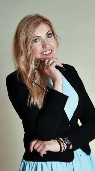 Danuta Małgorzata Rowniak, fot. Katarzyna Zbyrad/Passion Studio Fotograficzne
