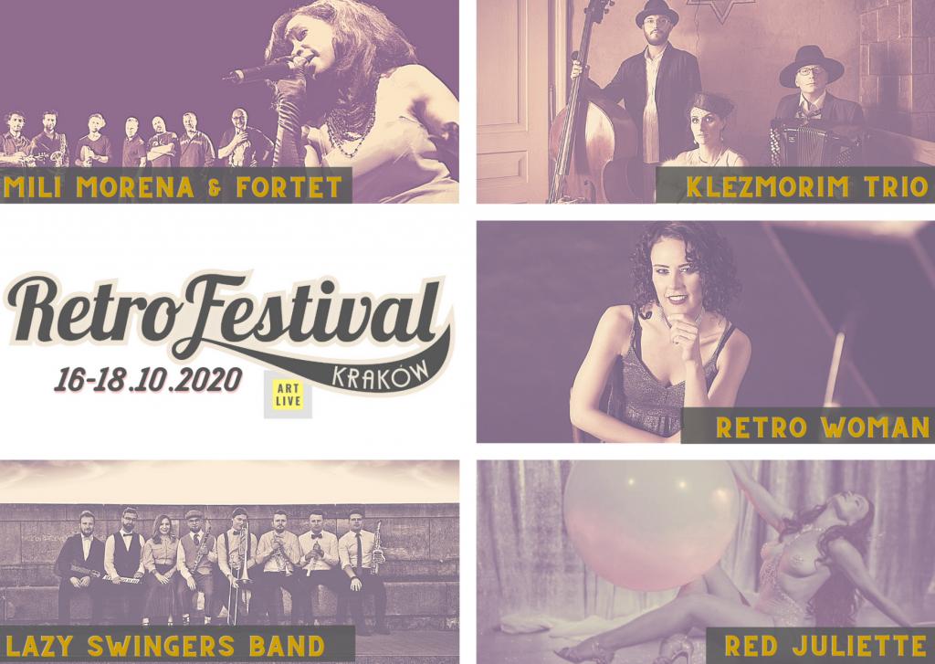 Retro Festival Kraków