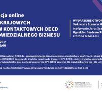 Krajowe Punkty Kontaktowe OECD ds. odpowiedzialnego biznesu od 20 lat stoją na straży ich zasad. Jak sobie z tym radzą?