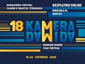 Warszawski Festiwal Filmów o Tematyce Żydowskiej - tym razem online!