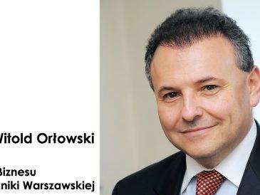 Odbudowa poziomu produkcji zajmie 2-3 lata uważa prof. Witold Orłowski
