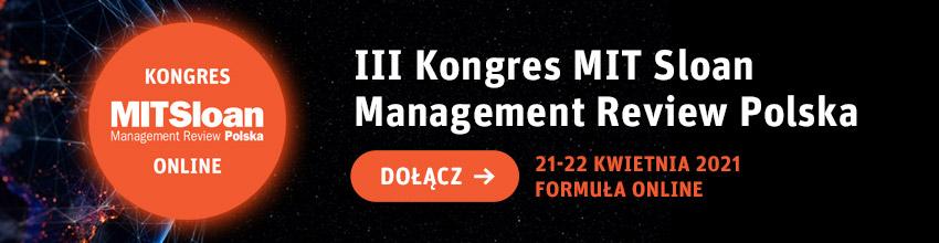 Dołącz do uczestników III Kongresu MIT Sloan Management Review