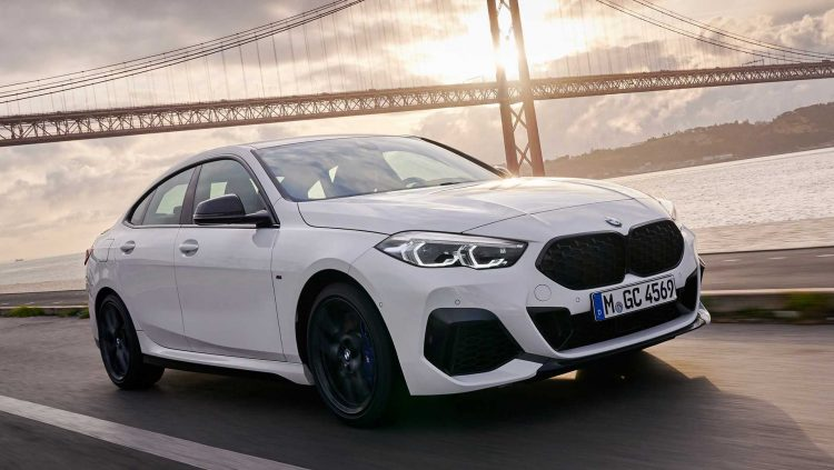 Nowe BMW serii 2 Gran Coupé zaskakuje!