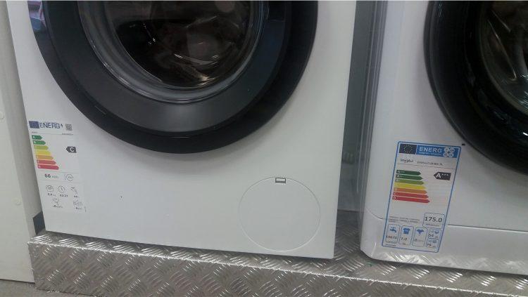 Wybrać pralkę A+++ czy C, czyli nowe etykiety energetyczne
