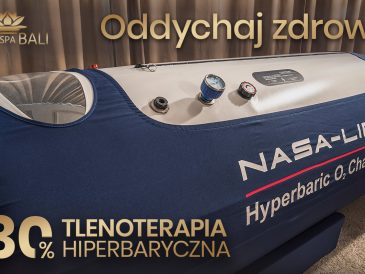 Tlenoterapia hiperbaryczna w Thai Bali Spa