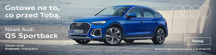 Nowe Audi Q5 Sportback