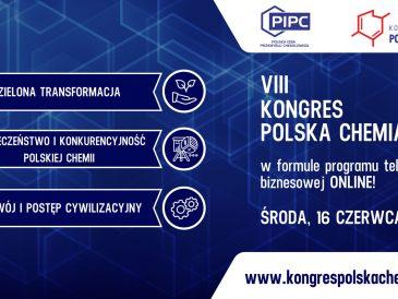 Znamy już agendę VIII Kongresu Polska Chemia!