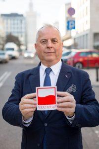 prezes Krzysztof Przybył, fot. Kamil Broszko