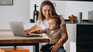 Aż 94% matek chce powrócić do pracy po urodzeniu dziecka!
