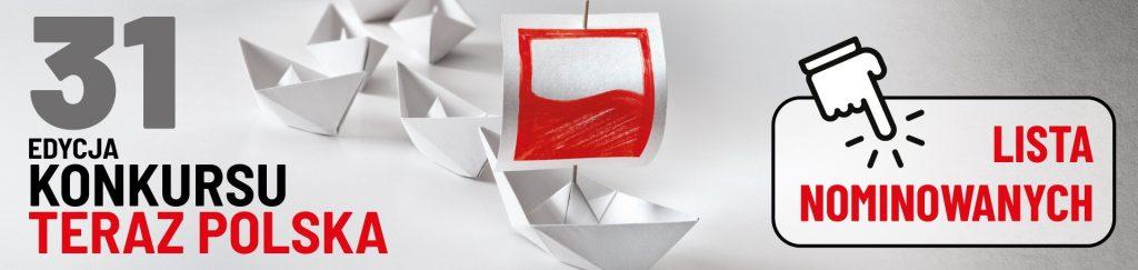 TERAZ POLSKA - pobierz listę nominowanych do nagrody