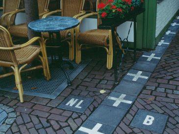 Granica, przypadek Baarle