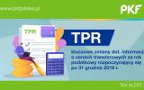 Ceny transferowe: wypełnianie formularza TPR