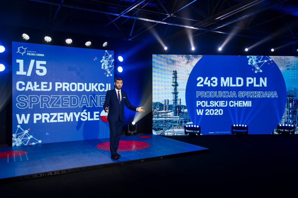 dr inż. Tomasz Zieliński, Prezes Zarządu, Polska Izba Przemysłu Chemicznego - fot. Teodor Klepczyński