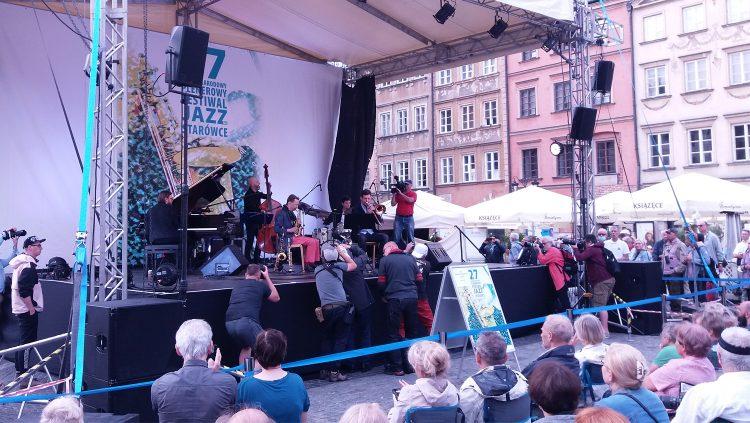 Jazz na Starówce, w tym roku po raz 27.