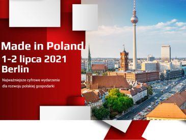 Już dziś rozpoczyna się II Kongres Made in Poland !
