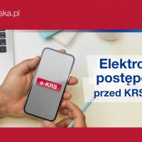 Wpisy do KRS dla przedsiębiorców już tylko online!