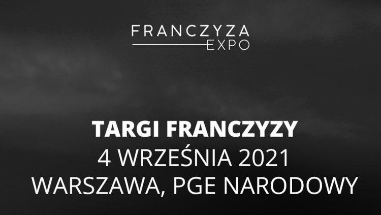 Już 4 września Targi Franczyza Expo na Stadionie Narodowym!