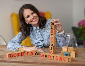 Prezes Instytututu Biznesu Rodzinnego dr Adrianna Lewandowska (materiały prasowe)