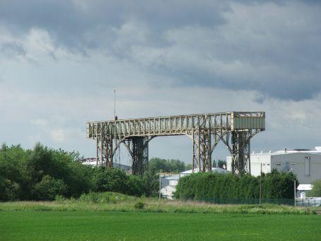 Warrington Transporter Bridge, fot. J.Tattersall