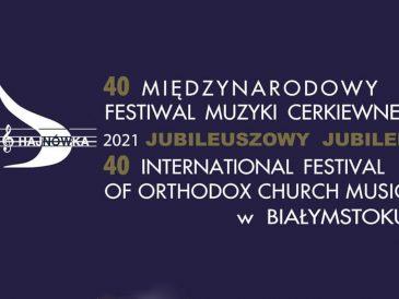 Muzyka cerkiewna w Białymstoku i... w Warszawie