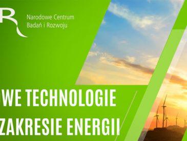 NCBR: Z energią w cyfrową przyszłość